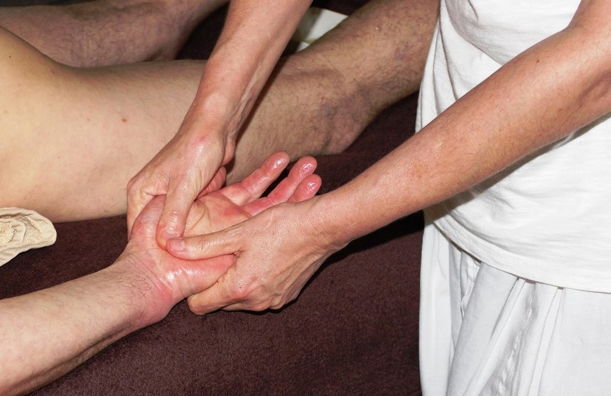 Massage Intuitif Antistress 25